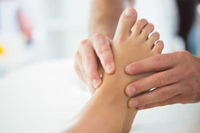 Reflexology can ease constipation issues